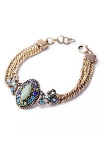 Vintage Parisian Bracelet