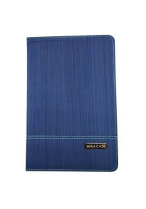 JOI 7'-8' Miracase Booklet Case (Blue)