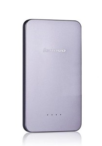 Lenovo PB410 5000mAh Power Bank (Silver)