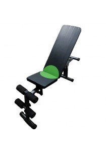 Lexcon Adjustable Sit Up Bench + Weight Bench