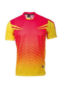 Dye Sublimation Jersey ADR 01 (Red)