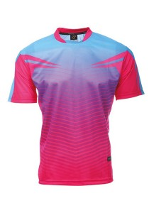 Dye Sublimation Jersey ADR 02 (Magenta)