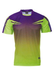 Dye Sublimation Jersey ADR 03 (Purple)