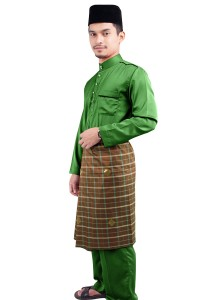 W.A Clothing Aeril Green
