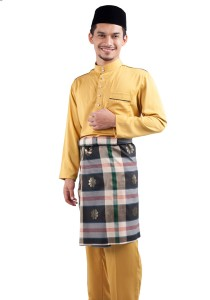 W.A Clothing Aeril Mustard