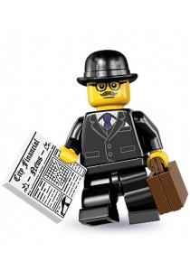 LEGO MINIFIGURE Series 8-8 Businessman