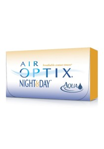 Alcon Air Optix Night & Day (Buy 2 Boxes Free 1 Pair)