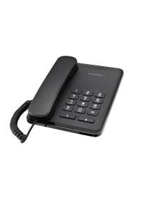 Alcatel T20EX Residential Basic Single Line Phone - Black