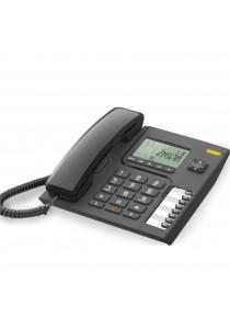 Alcatel Landline Phone T76 - Black