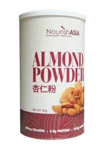 Pack of 3 Nourish Asia I-Organic Almond Powder