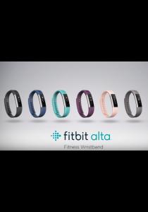 Fitbit Alta Fitness Tracker Wristband Watch