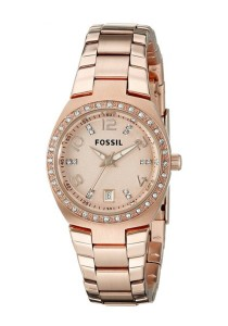 Fossil Women's AM4508 Watch (Rose Gold-Tone)