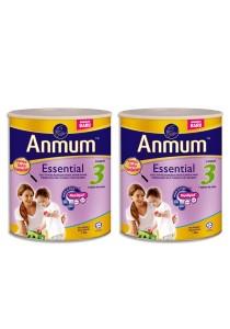 2 units Anmum Essential Step 3 (1 years old+) 1.6kg (Original)