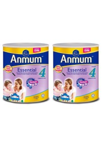 2 units Anmum Essential Step 4 (3 years old+) 1.6kg (Original)