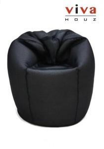 Angie 3D Mesh Bean Bag - Black