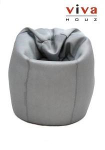 Angie 3D Mesh Bean Bag - Grey