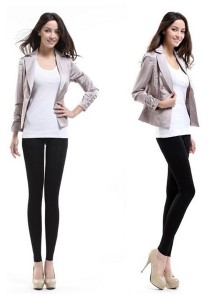 Contouring Slimming Leggings 680D Ankle Length