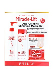 Shills Anti-Cellulite Slimming Magic Set