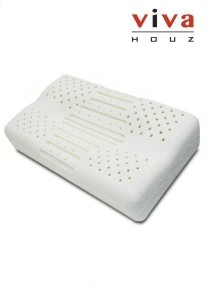 Therapedic Rubber Foam Pillow - Anti Snore (Natural Rest 1)