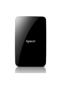 Apacer AC233 1TB External Hard Drive (Black)