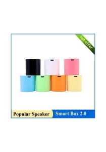 6nature Ultra Mini 4 in 1 Bluetooth Speaker Selfie Remote