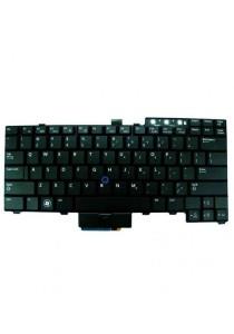 6nature Dell Latitude E6400 Keyboard