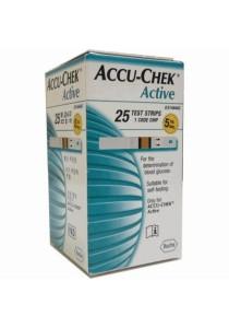 Accu-Chek Active Test Strips 25s