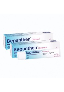 BEPANTHEN Ointment Nappy Rash 100g - Twin Pack