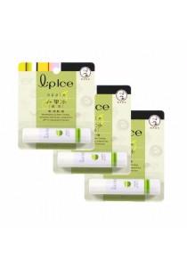 LIPICE SPF15 Apple 3.5g - Triple Packs