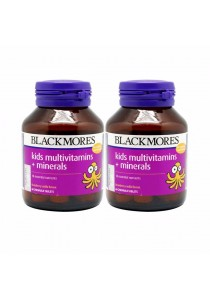 BLACKMORES Kids Multivit+Minerals Strawberry 2x60s
