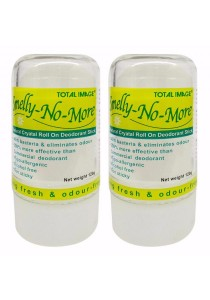 Smelly No More Deodorant Stick 120g - Twin Pack