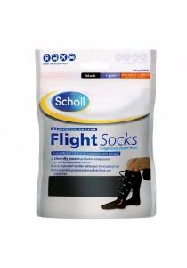 Scholl Cotton Feel Flight Socks UK Size 6.5–9