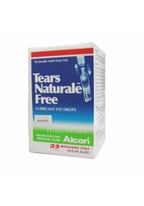 ALCON Tears Naturale Free 32/Bx