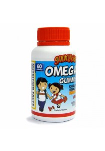 Gummy Kids - Omega 3 Gummy Fish 60s
