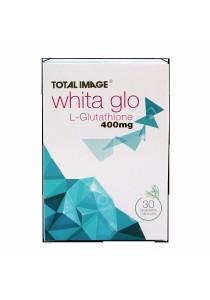 TOTAL IMAGE Whita Glo L-glutathione 400mg 30s