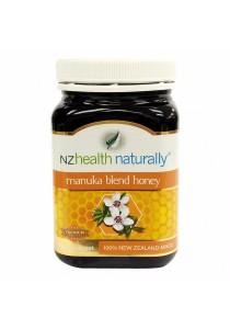NZHEALTH Manuka Blend Honey 500g