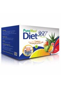 PUREMED Diet 360 20S W/Shaker