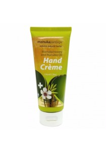 MANUKAVANTAGE Antibacterial Manuka Honey and Oil Hand Creme