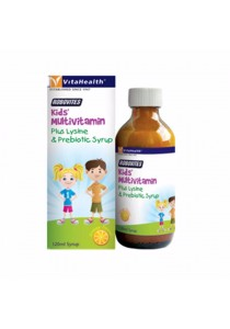 VITAHEALTH Robovites Kids Multivitamin 120ml