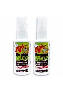 No-Moz Essence Spray 45ml-  Twin Pack