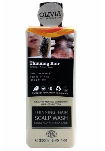 Thinning Hair Scalp Wash 250ML