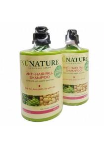 NUNATURE Anti Hair Fall Shampoo 2 x 450ml