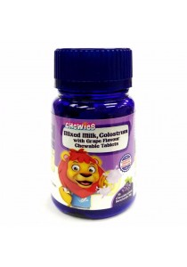 Chewies Mixed Milk Colostrum (Grape Flavour) 300mg 30's