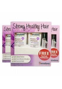 Himalaya Protein Shampoo Repair & Regeneration 2in1 2 x 400ml