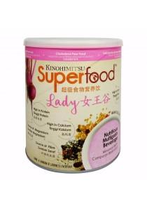 KINOHIMITSU Superfood Lady 500g