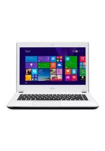 "Acer Aspire E 14 E5-473-P7YV 14"" Intel Pentium N3825 2GB - White"