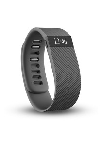 Fitbit Charge Wireless Activity + Sleep Wristband FB404BKL (Black) Large