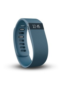 Fitbit Charge Wireless Activity + Sleep Wristband FB404SLL (Slate) Large