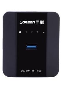 UGREEN USB 3.0 4 Ports Hub - 20243