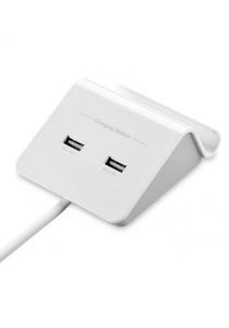 UGREEN 2 Ports USB Charging Station With Cradle 5V/3.4A - 20374